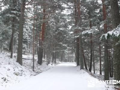 Ruta arroyo de la Chorranca; viajes montaña; agencia de viajes para grupos